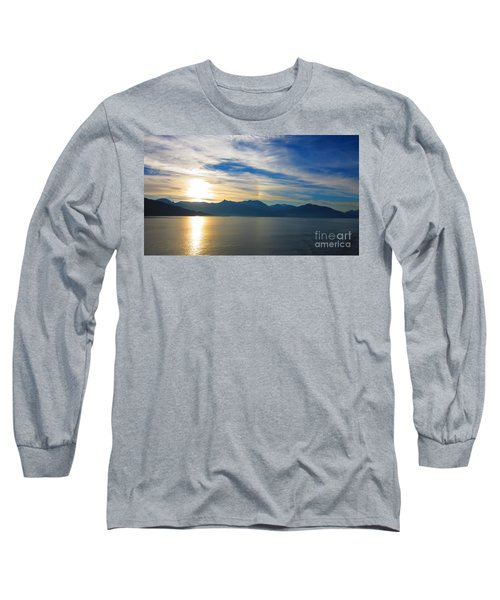 Juneau, Alaska Long Sleeve T-Shirt