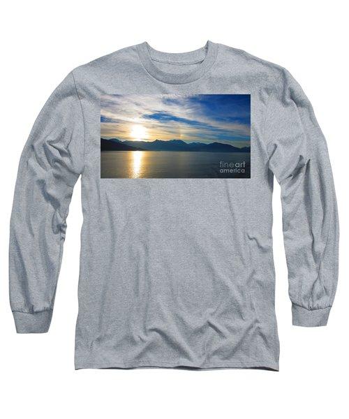Juneau, Alaska Long Sleeve T-Shirt
