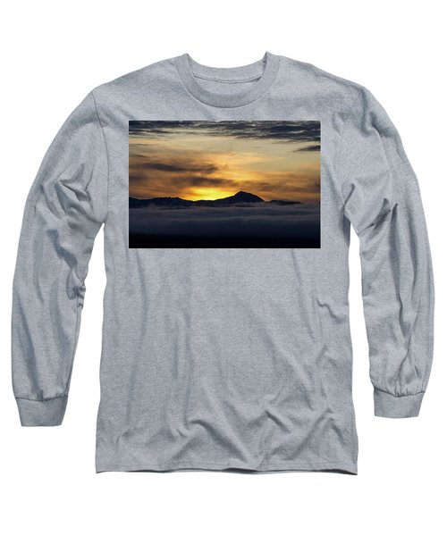Juneau Morning Long Sleeve T-Shirt