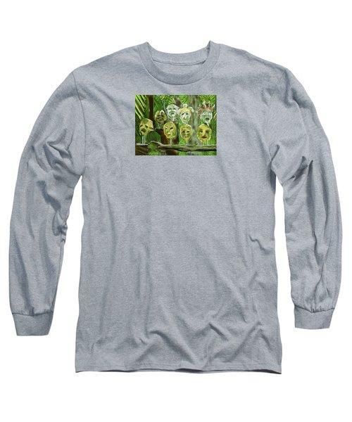 Jungle Spirits Long Sleeve T-Shirt