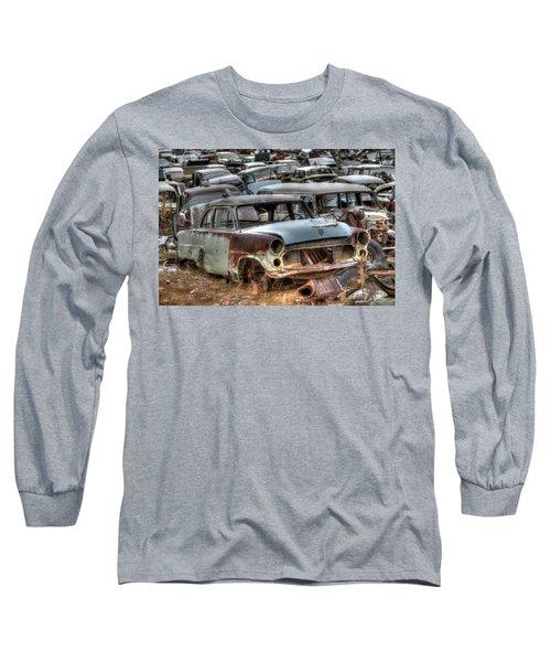Junkyard Dog Long Sleeve T-Shirt