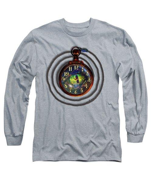 Just A Matter Of Time Long Sleeve T-Shirt