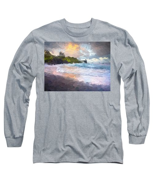 Just Before Sunrise Long Sleeve T-Shirt