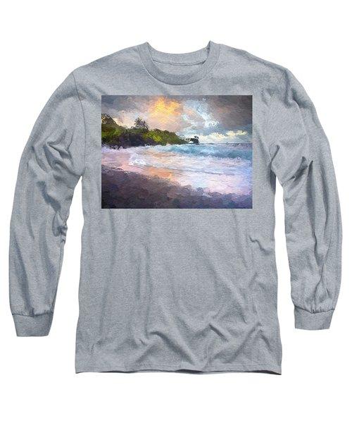 Just Before Sunrise Long Sleeve T-Shirt