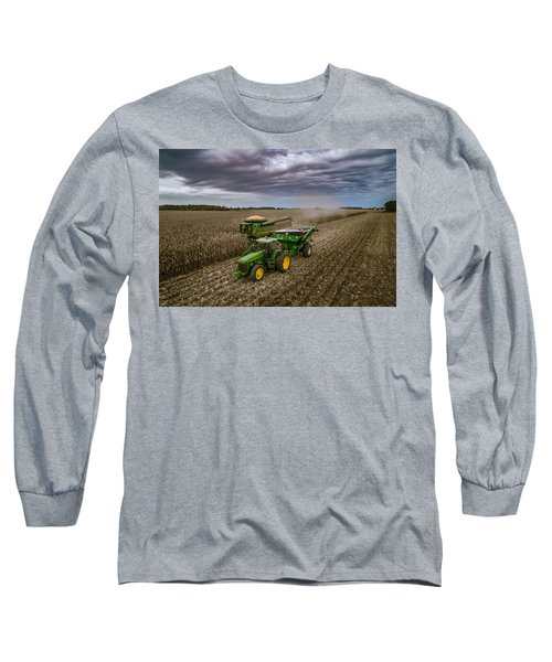 Just In Time Long Sleeve T-Shirt