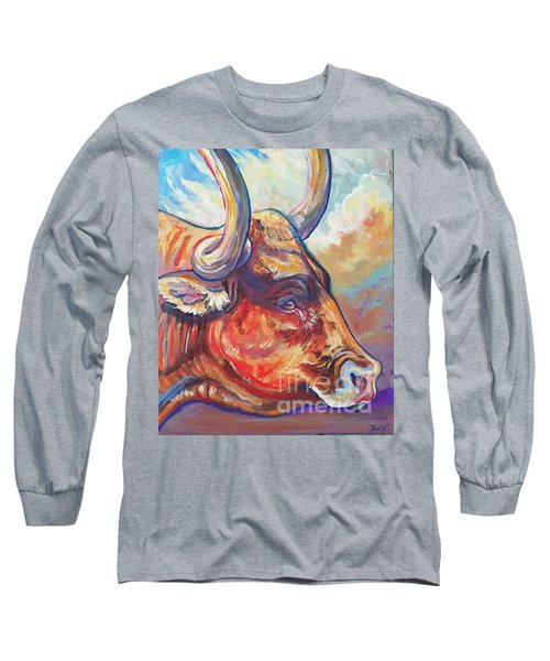 Just Looking Long Sleeve T-Shirt