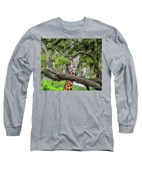 Just Minding My Own Business Long Sleeve T-Shirt