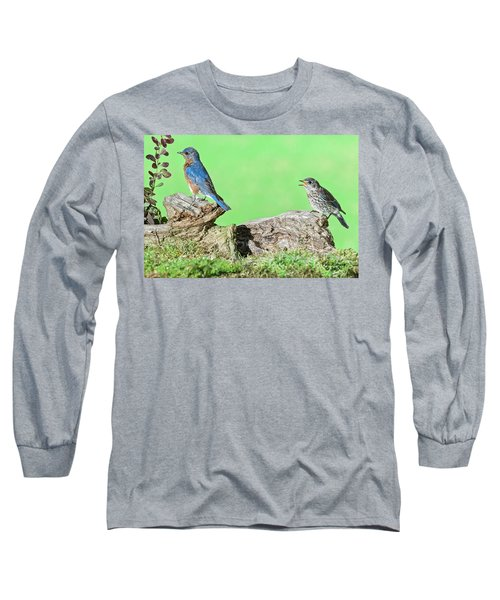 Just One More Worm Long Sleeve T-Shirt