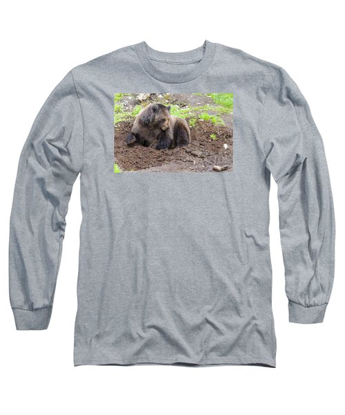 Just Thinkin Long Sleeve T-Shirt