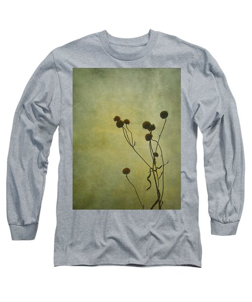 Just Weeds . . . Long Sleeve T-Shirt by Judi Bagwell