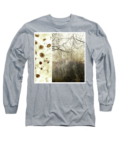 Juxtae #17 Long Sleeve T-Shirt