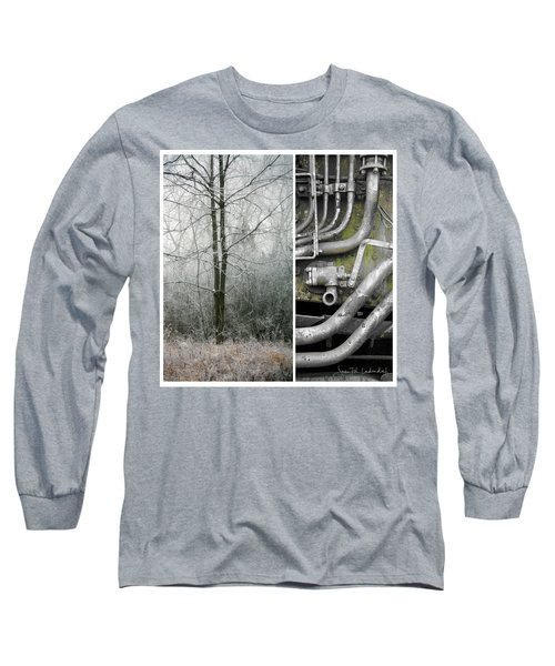 Juxtae #61 Long Sleeve T-Shirt