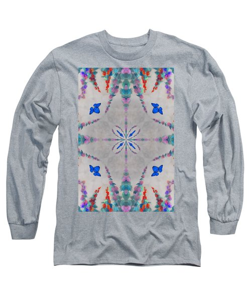 Long Sleeve T-Shirt featuring the photograph K 111 by Jan Amiss Photography
