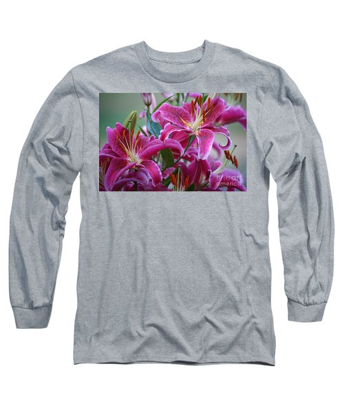 K And D Lilly 4 Long Sleeve T-Shirt