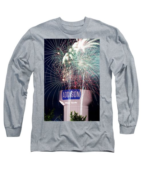 Kaboom Town 72316 Long Sleeve T-Shirt