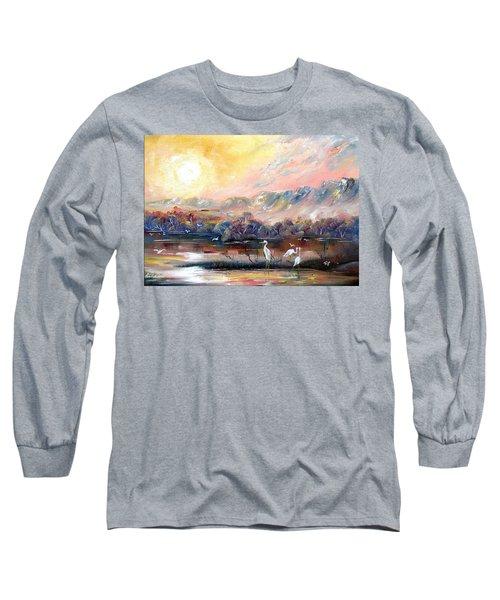 Kakadu Long Sleeve T-Shirt