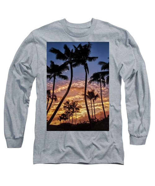 Kalapki Sunset Long Sleeve T-Shirt