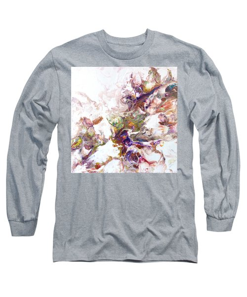 Kaleidescope Of Color Long Sleeve T-Shirt