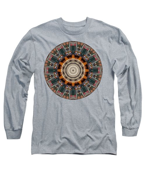 Long Sleeve T-Shirt featuring the photograph Kaleidos - Ptown04 by Jack Torcello