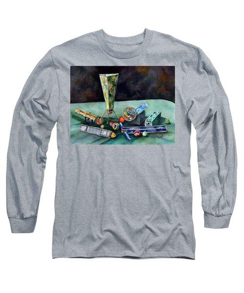 Kaleidoscopes Long Sleeve T-Shirt