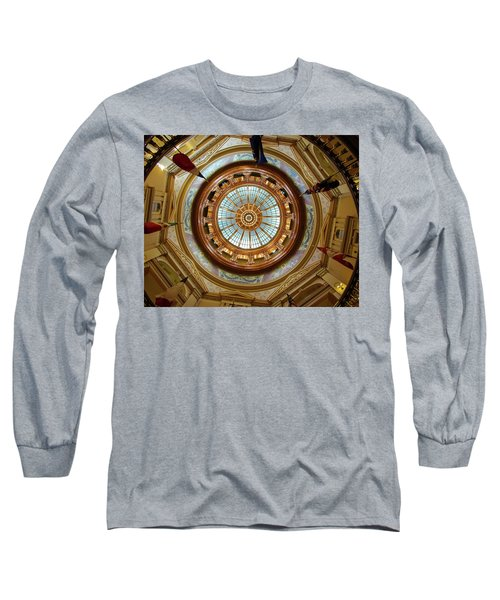 Kansas Dome Long Sleeve T-Shirt