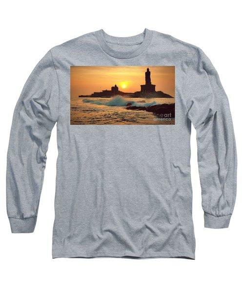 Kanyakumari / Cape Comorin Long Sleeve T-Shirt