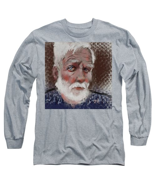 Kare Long Sleeve T-Shirt by Jim Vance