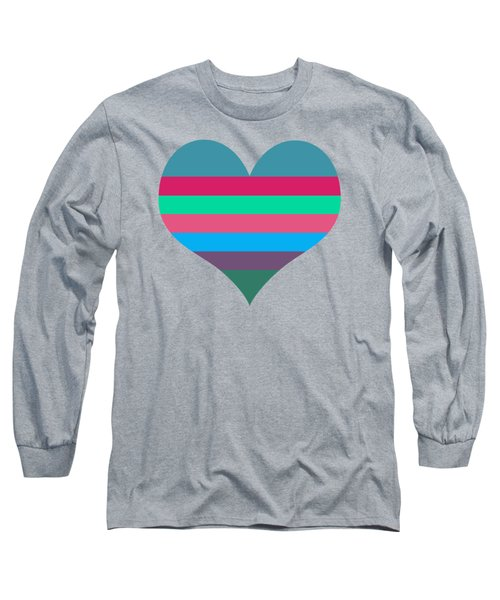 Karen's Heart Long Sleeve T-Shirt