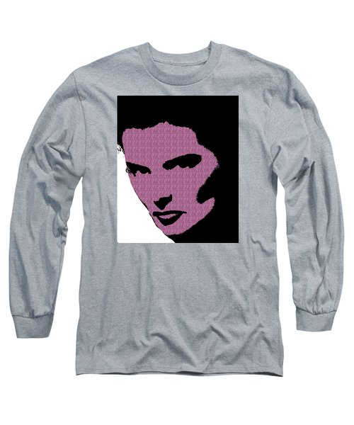 Katharine Hepburn Long Sleeve T-Shirt