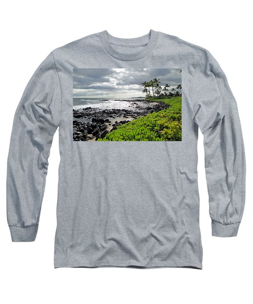 Kauai Afternoon Long Sleeve T-Shirt
