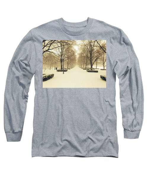 Kc Snow With Parisian Flare Long Sleeve T-Shirt