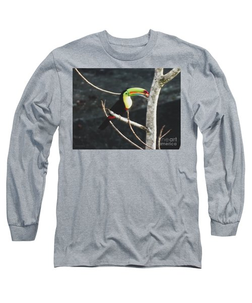 Keel-billed Toucan Long Sleeve T-Shirt