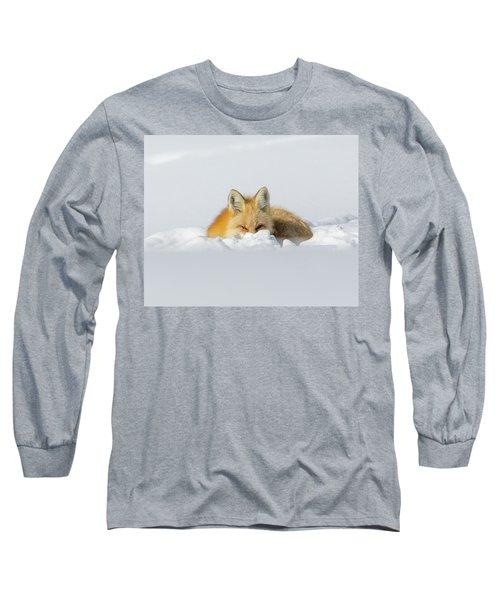 Snow Hide Long Sleeve T-Shirt