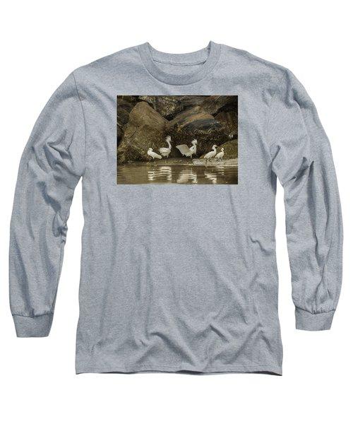 Keep On Dancing Long Sleeve T-Shirt by Rob Wilson