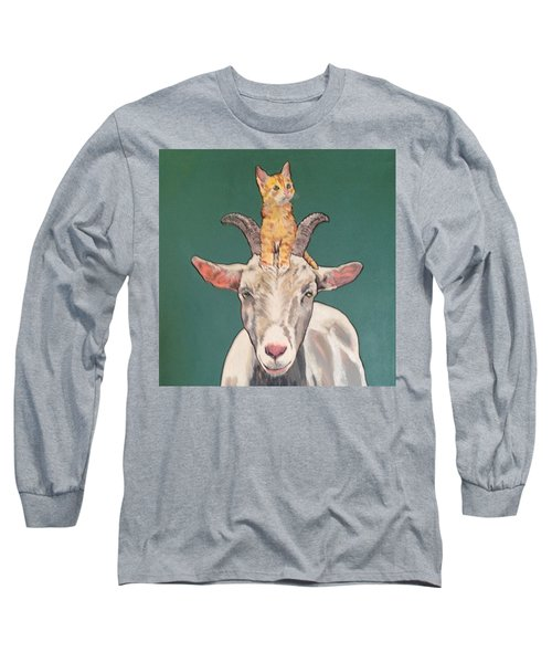 Keira The Kitten Long Sleeve T-Shirt