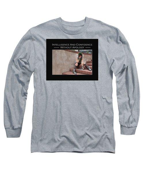 Kellie Peach 10-204 Long Sleeve T-Shirt