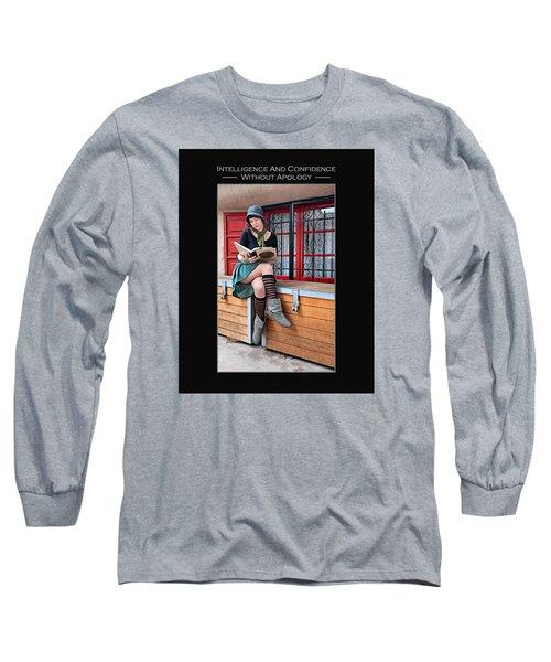 Kellie Peach 2-45 Long Sleeve T-Shirt