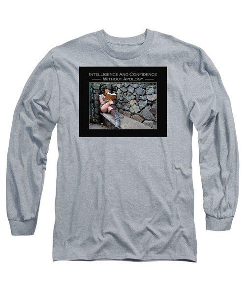 Kellie Peach 8-124 Long Sleeve T-Shirt
