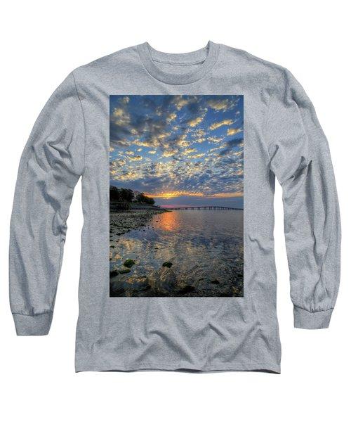 Kennedy Park Sunrise Long Sleeve T-Shirt