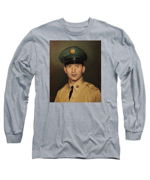 Kenneth Beasley Long Sleeve T-Shirt
