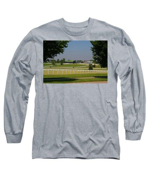 Kentucky Horse Park Long Sleeve T-Shirt