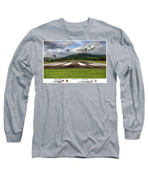 Kep Field Air Show Long Sleeve T-Shirt
