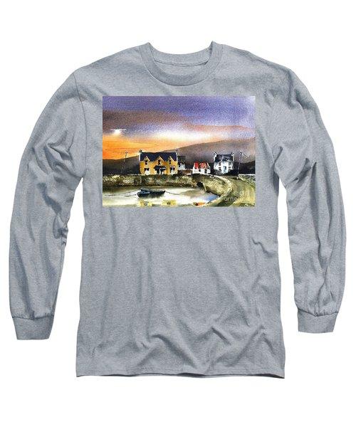 Kerry... Beara. Killmakilloge Harbour Long Sleeve T-Shirt