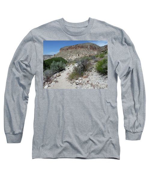 Kershaw-ryan State Park Long Sleeve T-Shirt