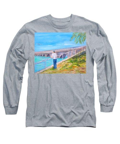 Keys Fishin' Long Sleeve T-Shirt