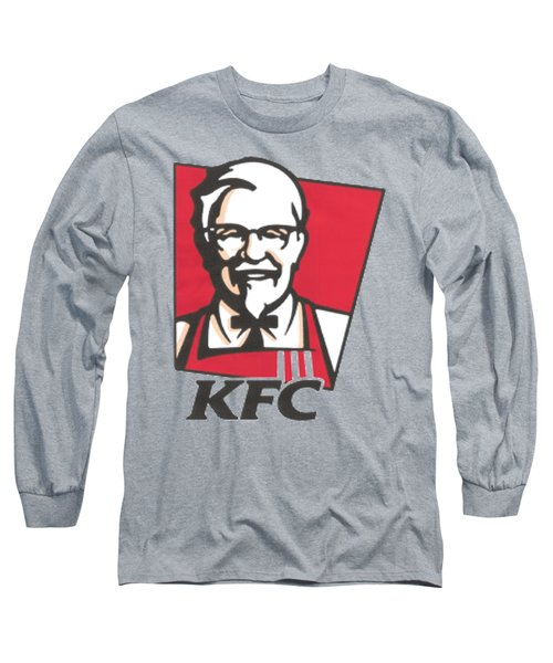 Kfc T-shirt Long Sleeve T-Shirt