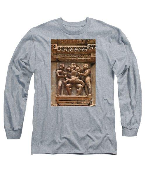 Khajuraho Temples 5 Long Sleeve T-Shirt