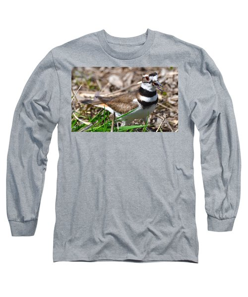Killdeer Mother Long Sleeve T-Shirt