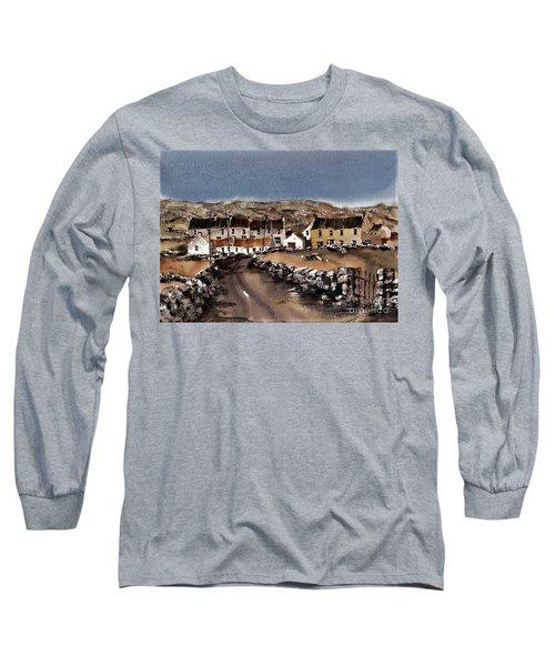 Kilmurvey Inishmore Aran Long Sleeve T-Shirt