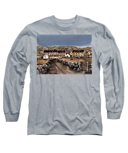 Kilmurvey Inishmore Aran Long Sleeve T-Shirt